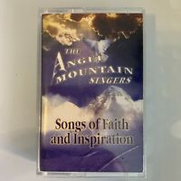 Angel Mountain Singers Songs of Faith and Inspiration (Cassette)