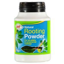 Doff Natural Rooting Powder 75g Pack Indoor & Garden Plants