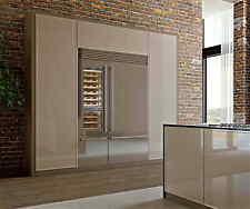Smeg Luxury Side-by-Side Kühlschrank Design Volledelstahl RF396RSIX + WF366LDX
