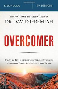 Jeremiah David Dr./ Delffs ...-Overcomer BOOK NEW