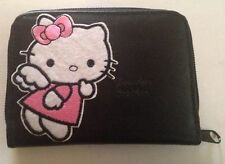 Hello Kitty Design Leather Wallet Credit Card ID Holder FREE SHIPPING