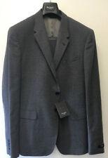 Ropa de hombre en color principal gris 100% lana talla 44