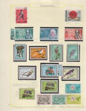 Cultures, Ethnicities Ghanaian Stamps