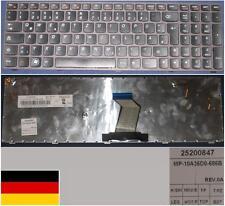 Teclado Qwertz Alemán Ideapad V570 25-012461 V117020BKI-GR MP-10A36D0-686B