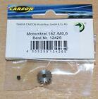 Carson 500013426 18T Steel Pinion Gear (0.6/06 Module) Tamiya Avante/Egress/TT02