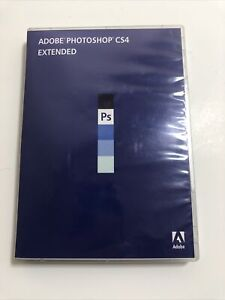 Adobe Photoshop CS4  Extended for Windows  Read