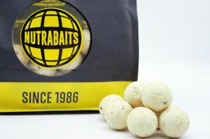 Nutrabaits Cream Cajouser 15mm Shelflife Boilies 1kg