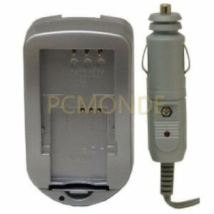 Digital Concepts AC/DC Universal Charger for Sony Batteries (CH-3450/S)