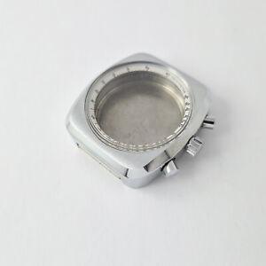 Uhrengehäuse / Case für Chronograph ETA Valjoux 7733 / 7734