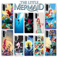 Disney Princess Little Mermaid Case For Huawei P Smart P30 Lite P30 Pro Y6 Y7