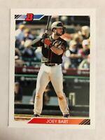 Joey Bart 2020 Bowman Heritage Prospect SP IMAGE VARIATION #BHP-112 Giants
