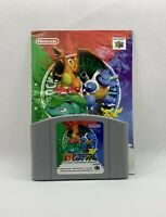 Pokemon Stadium (JP Version) (Nintendo 64, 1998) Complete In Box