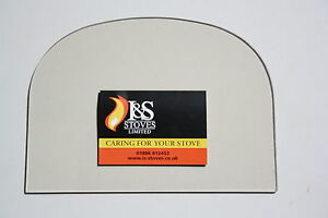 Stovax Huntingdon Replacement Stove Glass INCLUDES New Glass Seal - All Models