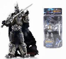 World of Warcraft WoW Lich King Arthas Figure Figurine Toy Doll New Sealed