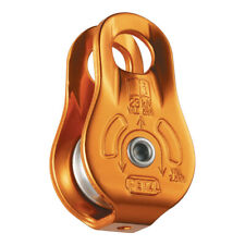 Fixe Pulley ( Gold ) Fixed Sideplates by Petzl