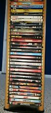 Lot of 40+ Used ASSORTED DVD Movies - 40+ Bulk DVDs - Lots of Classics!