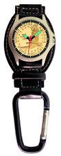 Aqua Force American Eagle Gold Dollar Carabiner Watch (30m Water Resistant)