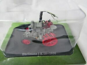 @Universal Hobbies Hachette Hurlimann 1 K 10 Tractor 1930 Model-NEW@
