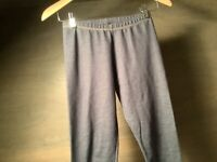 GIRLS Faded Glory PULLON ELASTIC WAIST PANTS JEAN LOOK LEGGINGS SIZE LARGE 10/12