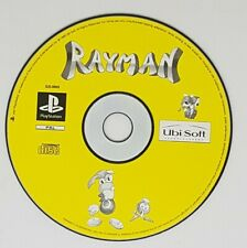 Rayman PS1 PAL Black Label DISC ONLY FAST FREE POST