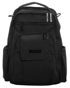 Ju Ju Be Onyx Be Right Back Backpack Baby Diaper Bag Black Out