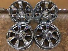 "20"" 20 inch Chrome Cadillac Escalade Wheels Rims 4set 4-set"