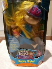 The RUGRATS Totally Angelica roller skater Doll Dated 1999