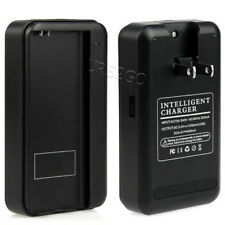 External USB Travel Battery Wall Charger w/ US Plug f Samsung Galaxy Note 4 N910