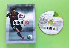 Fifa 14 - Microsoft XBox 360 in Lenticular Lionel Messi Steelbook Case