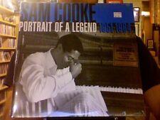Sam Cooke Portrait of a Legend 1951-1964 2xLP sealed 180 gm vinyl