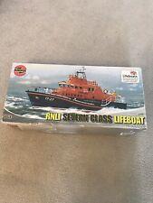 RNLI Lifeboat , Severn Class 1:72 Model Unopened .coastguard .Airfix Model