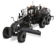 DM 85522 Caterpillar CAT 18M3 Motor Grader Special Edition Black Onyx 1:50