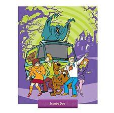 Disney SCOOBY DOO Couverture polaire/Jeté / Couverture polaire 150x120 cm NEUF