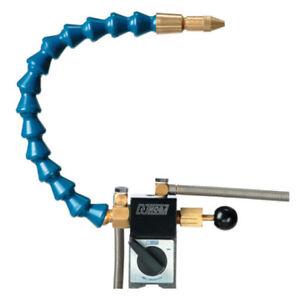 "Noga MC1700 Minicool Cutting Fluid Applicator Single Nozzle 10.39"" Hose Length"