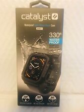 Catalyst - Protective Waterproof Case for Apple Watch Series 4 - (44mm) - Gray