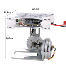 For Action Camera Eken 2-Aixs 2D Brushless Camera Gimbal for F450 F550 S500 FPV