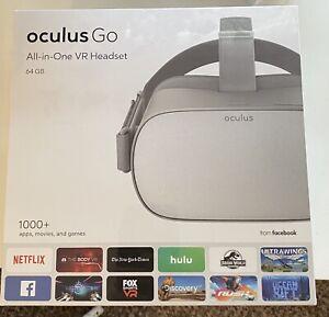 Oculus Go 64gb headset Brand New Still In Box