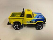 1982 matchbox Ford 460 flareside pickup