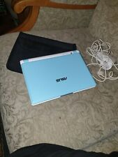 """ASUS Eee PC 4G 7"""" (4 GB, Intel Celeron M, 900 MHz, 512 MB) En Azul"""