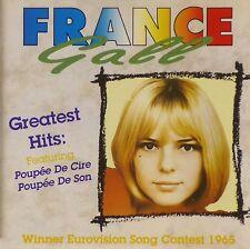 CD-FRANCE GALL-Greatest Hits-a307-rar