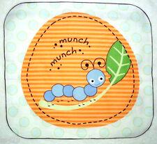 """9"""" Disney pooh caterpillar bug nursery wall safe fabric decal cut out"""