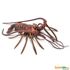 Safari Ltd 100076 Figur Deko Languste - Unglaubliche Kreaturen Neu / Ovp