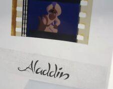 Disney Animation Authentic Film 5-Cell Strip ALADDIN Dressed As Prince Ali