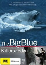 The Big Blue / Killers In Eden (DVD, 2007) new, sealed