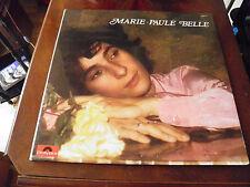 Marie-Paule Belle - disque polydor n° 2393 130