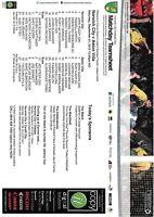 Teamsheet - Norwich City v Aston Villa 2013/14