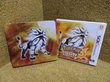 Pokemon Sun Nintendo 3DS Boxing Video Games