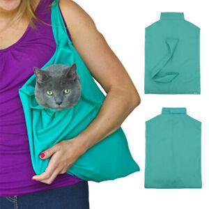Cat Carrier Shoulder Bag Foldable Portable Sling Pet Dog Carrier Bag&Grooming
