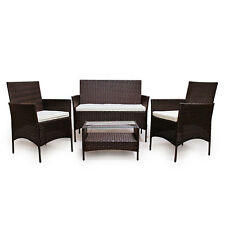 Lounge sofa rattan  Garten-Lounges Sets | eBay