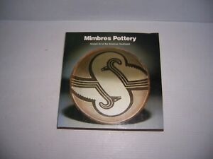 Mimbres Pottery Ancient Art of the American Southwest Hardcover Book